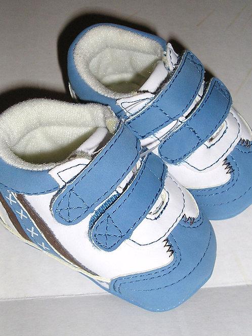 Child of Mine blue/white size N
