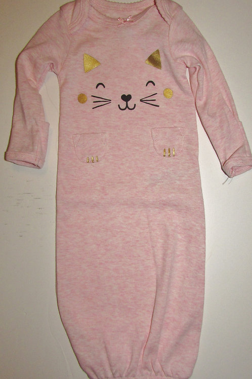 Carters Kitty gown choose style size P