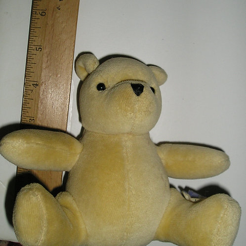 Disney Classic Pooh used rattle bear