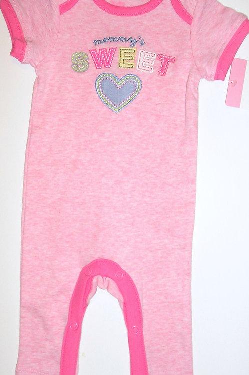 Baby B Gosh pink/heart size N