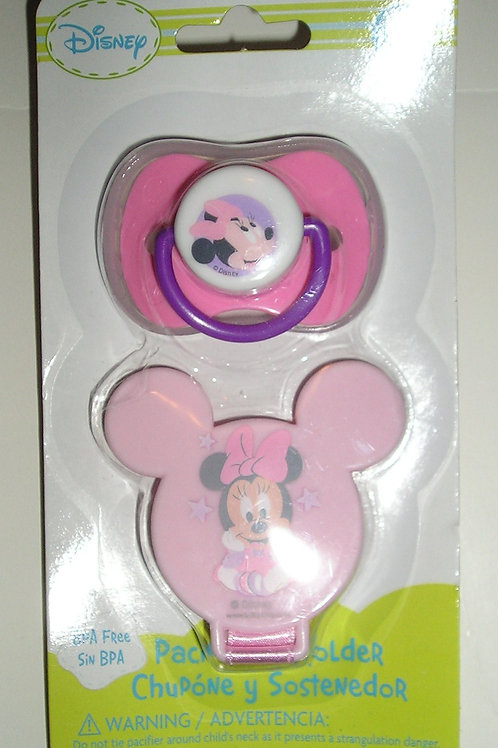 Disney pacifiers Minnie or Mickey