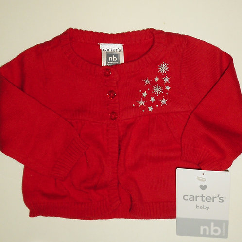 Carters red size N