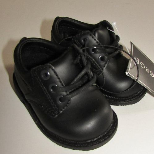 George shoes black size 2