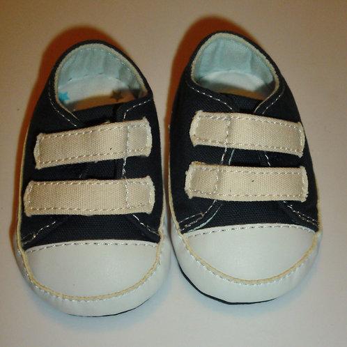 Garanimals soft sneaker navy/white size N