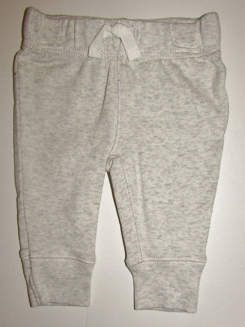 Carters pants choose gray or white size N
