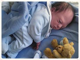 Classic Baby Closet Preemie boy page