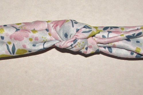 Child of Mine floral headband size 0-6 mo