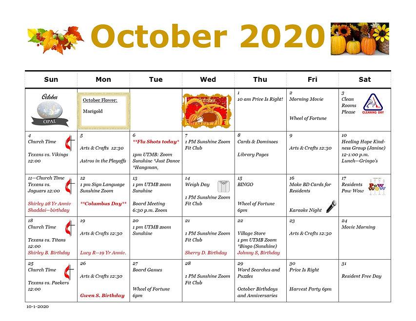 Activity Calendar - October 2020.jpg