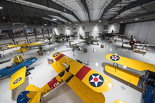Soar into Texas history at this aviation museum