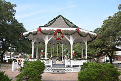 Historic League City Gazebo