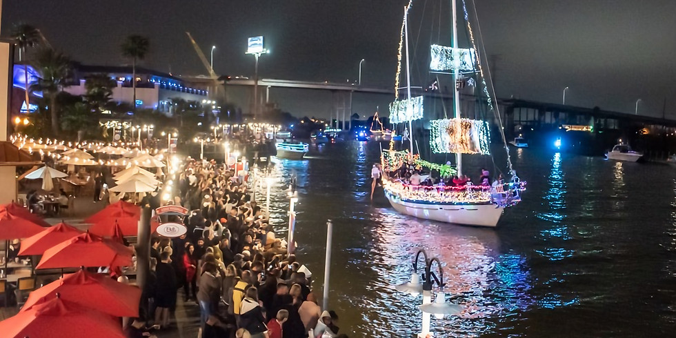 Yachty Gras Grand Night Boat Parade