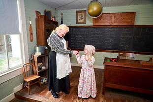 Tour this quaint museum for a taste of what life was like in the late 1800s.