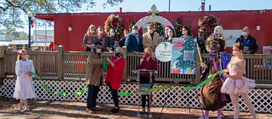 League City Launches Comprehensive Shop Local Holiday Campaign