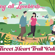 Tweet Heart Trail Walk