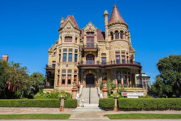 Bishops Palace Galveston