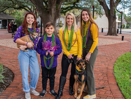 Mardi Gras—Texas Style!