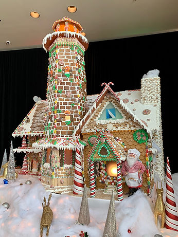 Gingerbread House SSH