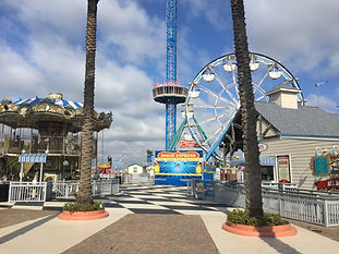 Rollercoasters, train rides, Ferris wheels, fine dining, and more!