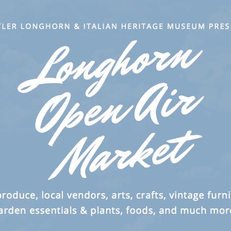 Longhorn Open Air Market