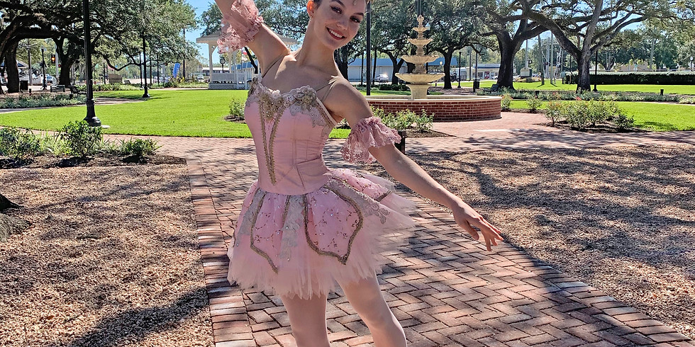 Ballet Lessons and Sword Building with Nutcracker Characters