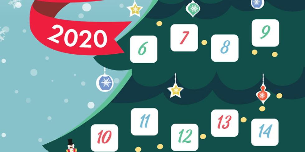 20 Days of Shopping Small Kickoff