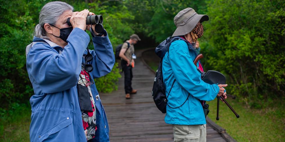 Birding Field Trip at Clear Creek Nature Center 8–10 am