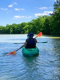 Clear Creek Paddle Trail