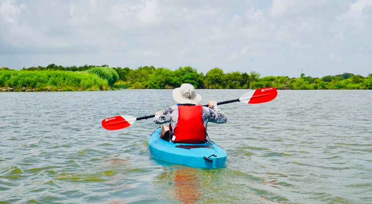 Kayak Rentals Available in League City