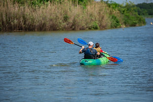 Clear Creek Paddle Trail Launch at Heritage Park