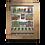 Thumbnail: Centro de bebidas ZDBI240HII - MONOGRAM