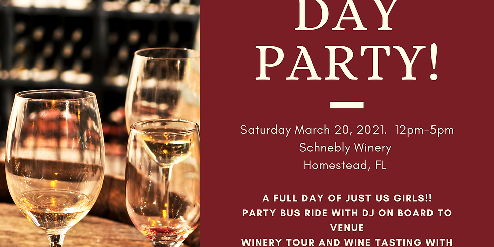 Breathecations Winery Day Party!