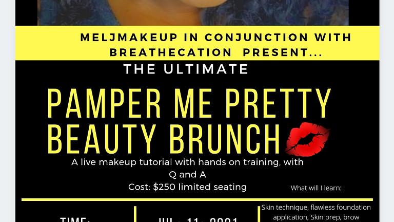 Pamper Me Pretty Beauty Brunch