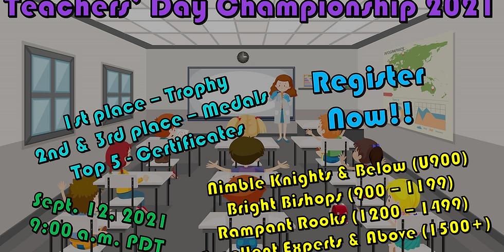 Teachers' Day Championship 2021