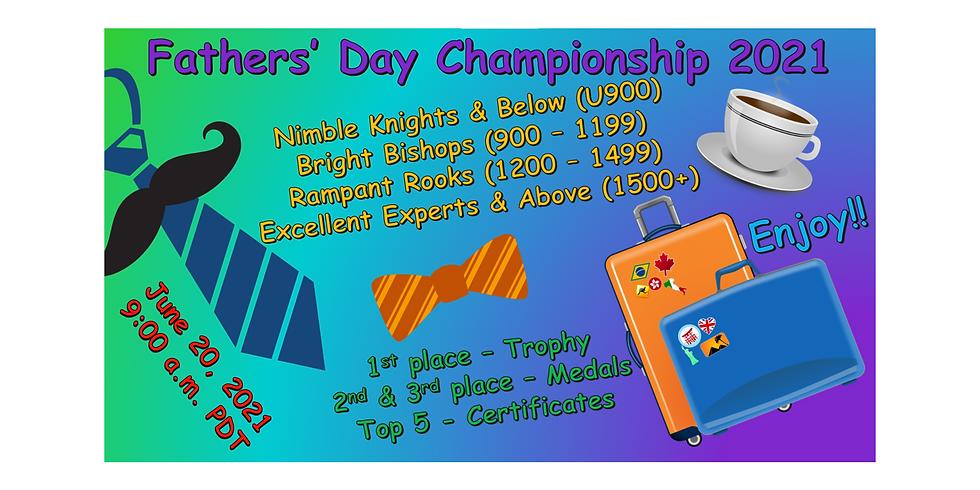 Fathers' Day Championship 2021