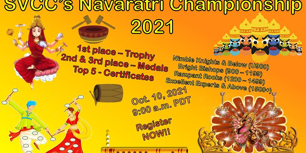SVCC's Navaratri Championship 2021