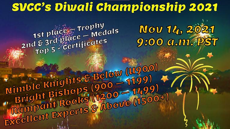 SVCC's Diwali Championship 2021