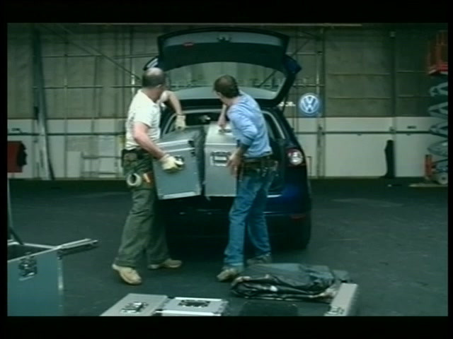VW Golf Plus 'The Wrap'