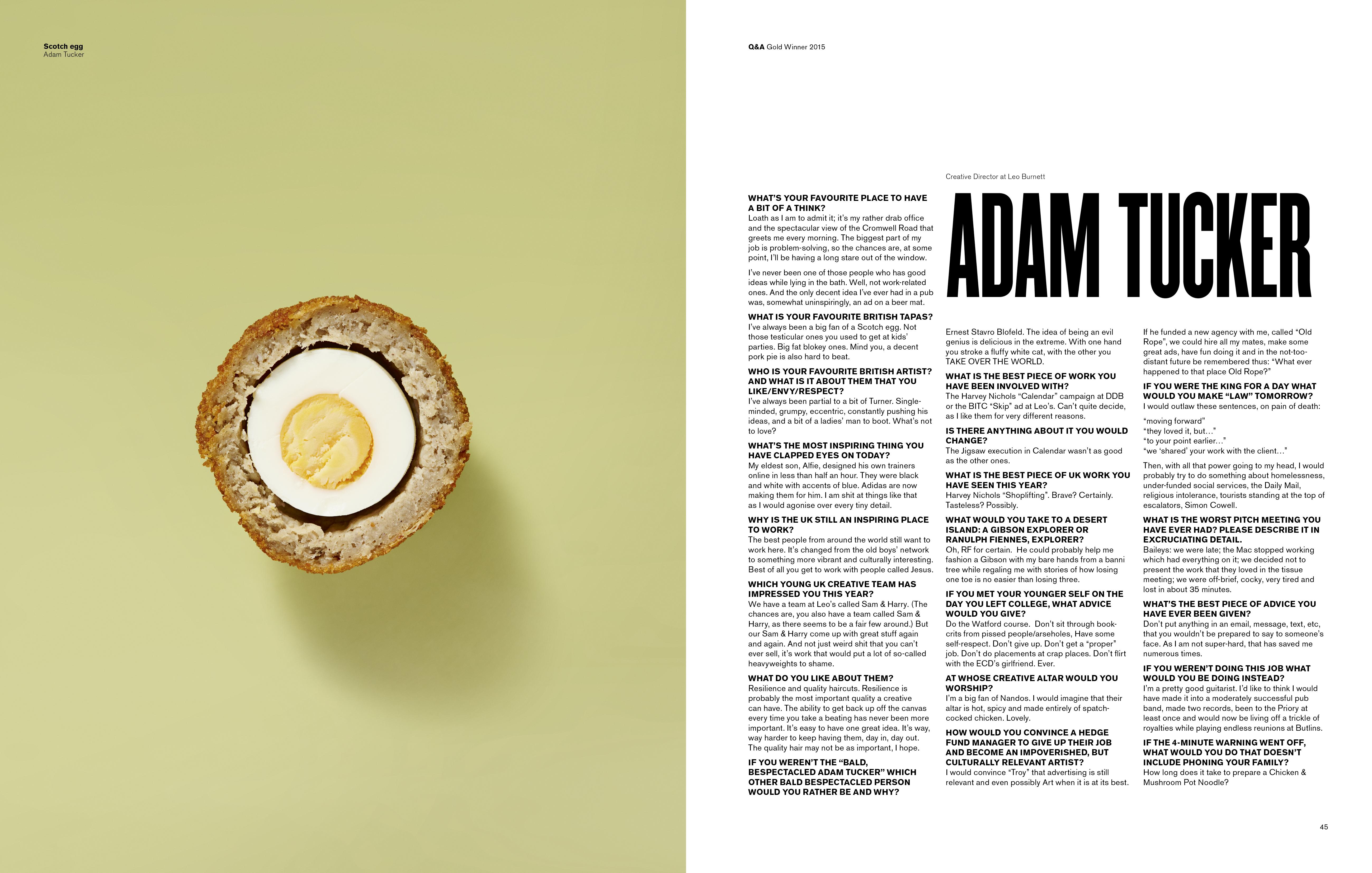 Adam Tucker
