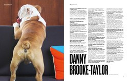 Danny Brooke-Taylor Interview