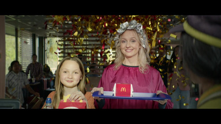 McDonald's 'Cow'