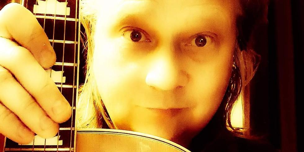 Marcel Scherpenzeel Acoustic at The Shack - oude meer/Holland