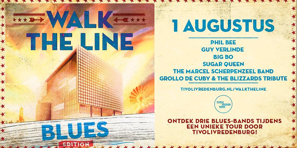Walk The Line Tivoli Vredenburg met o.a Marcel Scherpenzeel Band en ...