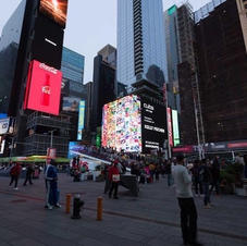 Cube-Art Fait, New-York