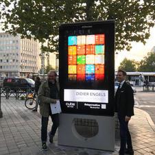 Bruxelles, du 6 au 12 octobre 2020.