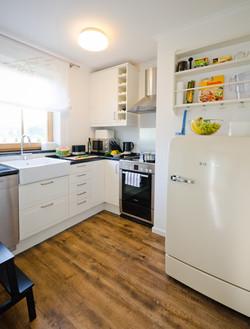 Küche mit Bosch Haushaltsgeräte