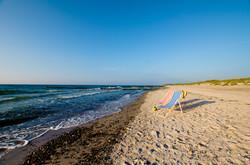Umgebung naturbelassener Strand