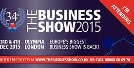 We are exhibiting at the Business Show May 17th and 18th 2017