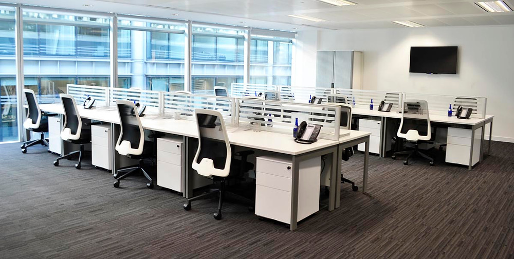 The Key Benefits of Serviced Offices
