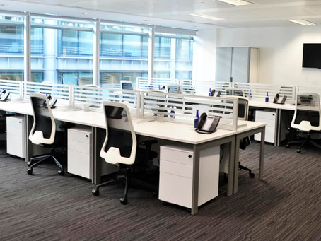 Why Choose A Serviced Office?
