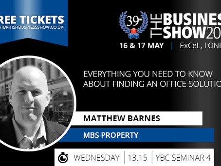 The Business Show 16th and 17th of May